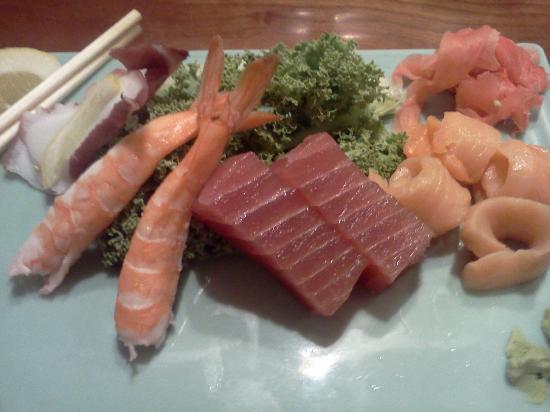 Little Tokyo: Mixed Sushi