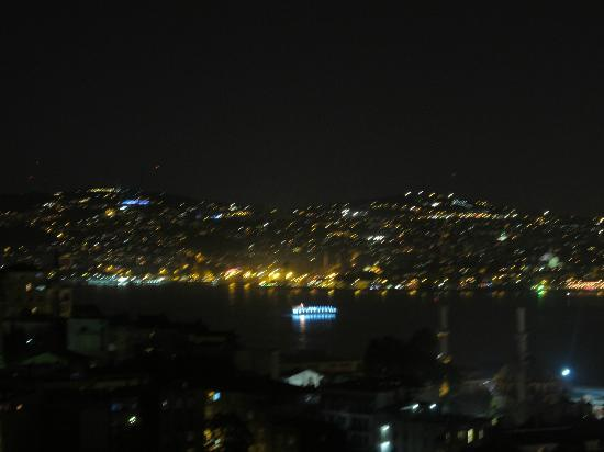 Leb-i Derya: View from my table