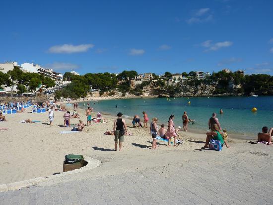 Hotel Som Fona: Porto Christo Beach
