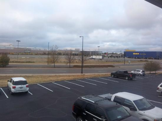 Ikea to the right and mall of america to the left for Ikea bloomington minnesota
