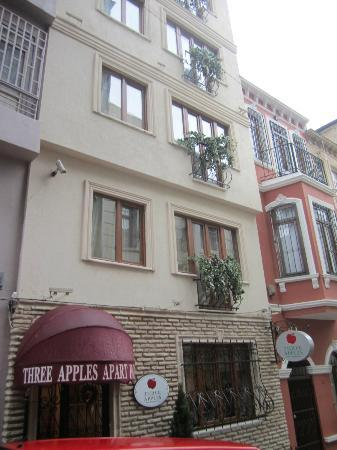 Three Apples Residence : The hotel
