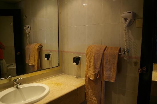 فندق مرحبا بالاس: Bathroom Room 313