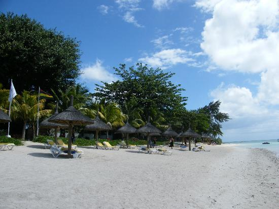 Casuarina Hotel: beach belonging to the hotel