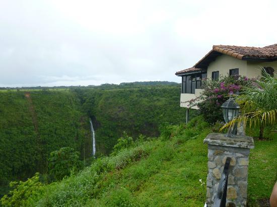 Hacienda Los Molinos Boutique Hotel: Vaya vistas !!!