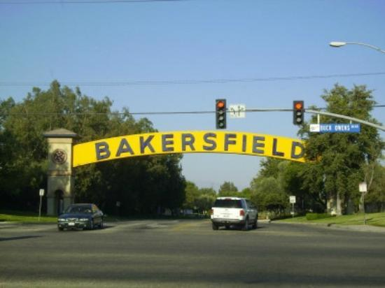 Four Points by Sheraton Bakersfield: Bakersfield Sign