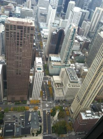 The Ritz-Carlton, Chicago: city view!