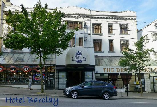 Barclay Hotel: Hotel