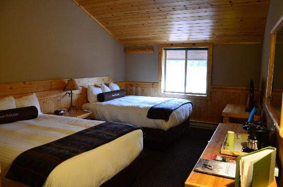 Togwotee Mountain Lodge: nice room, great stay
