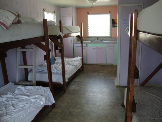 ‪‪Honu'ea International Hostel Kauai‬: Women's 6 bed dorm‬
