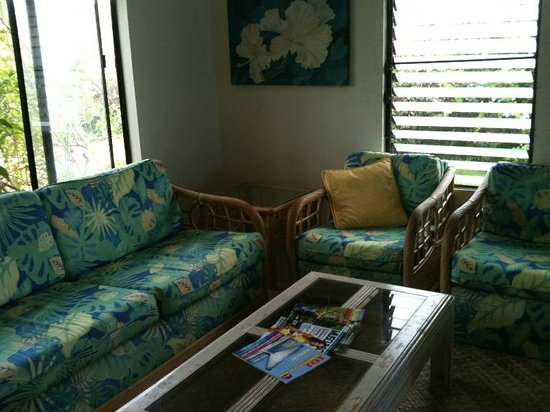 Honu'ea International Hostel Kauai: Lounge