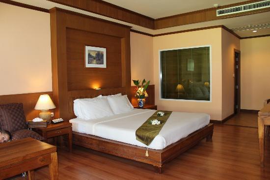 Aloha Resort : chambre