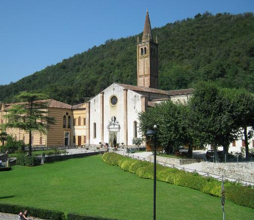 Santuario Madonna della Salute Monteortone