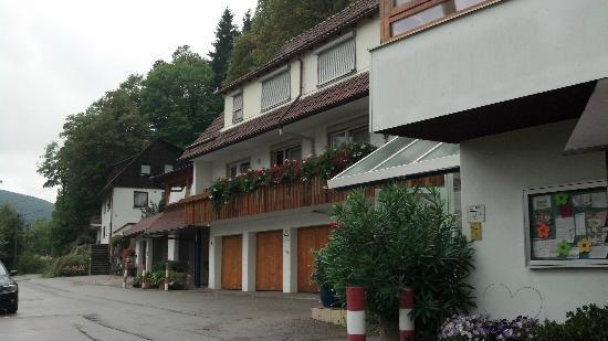 Akzent Hotel Höhenblick: Edificio principal
