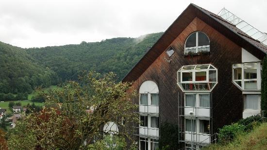 Akzent Hotel Höhenblick: Edificio anexo de habitaciones