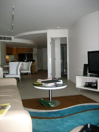 Rumba Beach Resort : Lounge Room