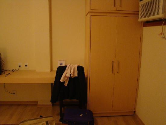 Argentina Hotel: Room.