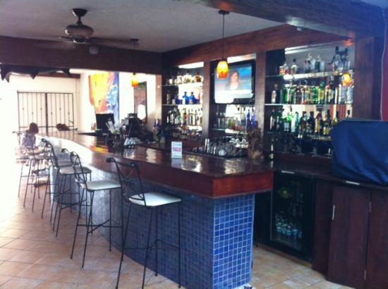 Flamingo Hotel: Bar