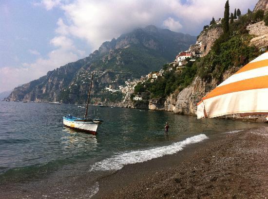Rifugio degli Dei: Arienzo beach