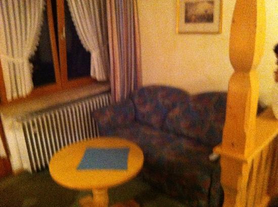 Landgasthof Zur Post: Sitting area