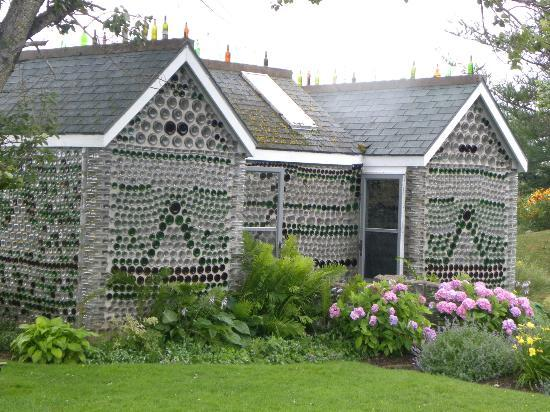 The Bottle Houses Wellington Prince Edward Island