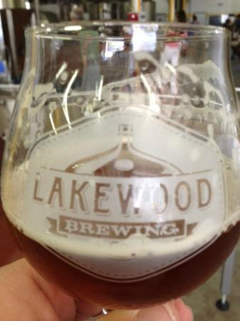 ‪Lakewood Brewing Company‬