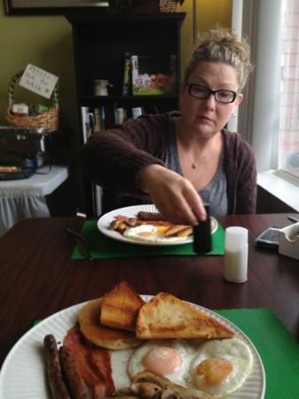 Erin's Coffee Shoppe: The Breakfast Ulster.
