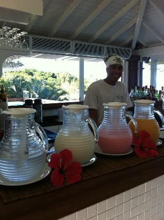 Vila d'este: excelente desayuno y calidez en la atención