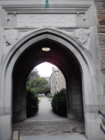 Scarritt-Bennett Center: Archway at Scarritt-Bennett