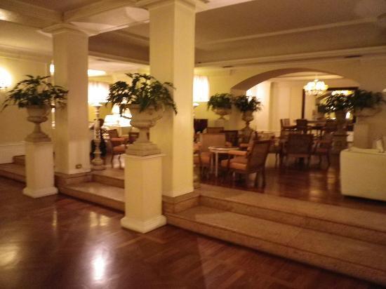 Starhotels Terminus: Lobby
