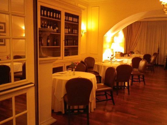 Starhotels Terminus: Restaurant
