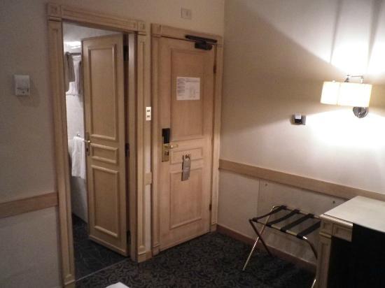 Starhotels Terminus : Room