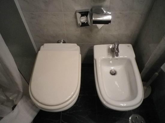 Starhotels Terminus: Lavatory