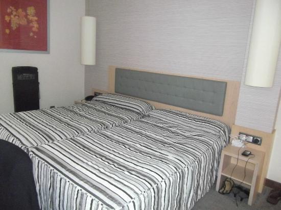 Abba Santander Hotel: Comfortable beds