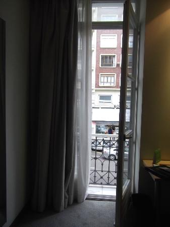 Abba Santander Hotel: Balcony
