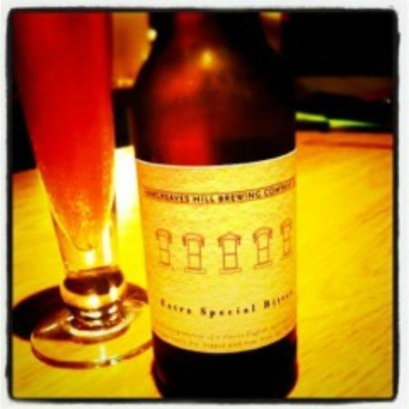 Healesville Hotel: Local Beer