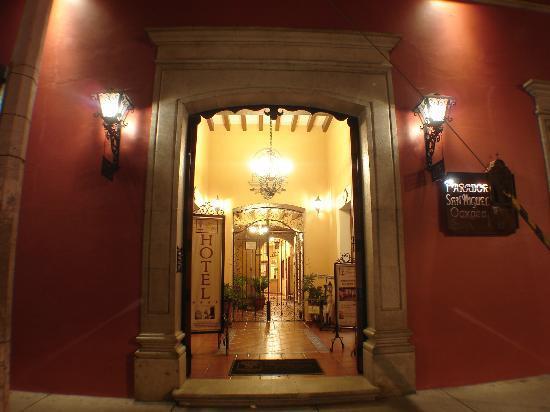 Hotel Boutique Parador San Miguel Oaxaca: Fachada Principal