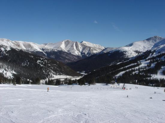 Loveland Ski Area: What a vista...