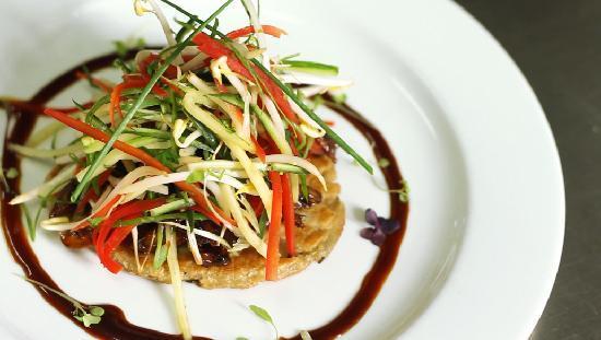 The Big Bean: Peking Duck Salad