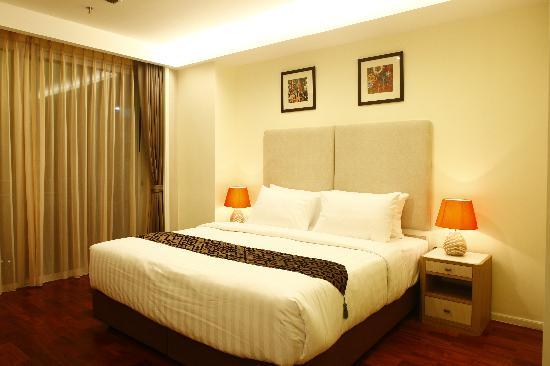 GM Serviced Apartment : 1 Bedroom suite