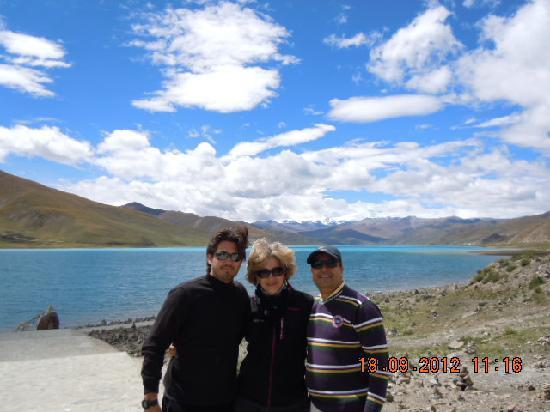 Austravel & Tours Nepal P. Ltd. - Private Day Tours: Yamdruk Lake Tibet !