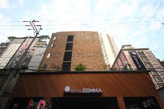 Hotel Comma