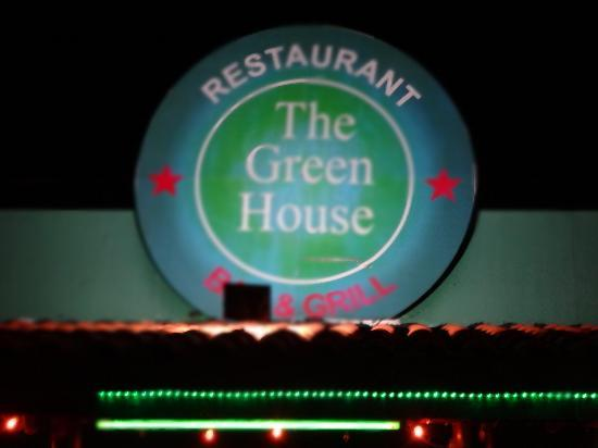 The Greenhouse Restaurant: The Green House