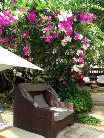 Padma Resort Legian: こんな場所もあります。