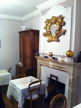 Breton Benoit : Frukosrummet