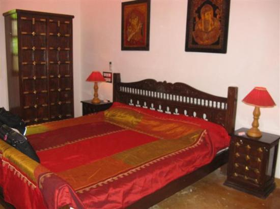 Hotel Pleasant Haveli: Bedroom