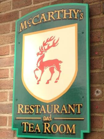 McCarthy's Red Stag Pub and Whiskey Bar: my family seal