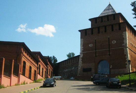 Ivanovo Tower Museum