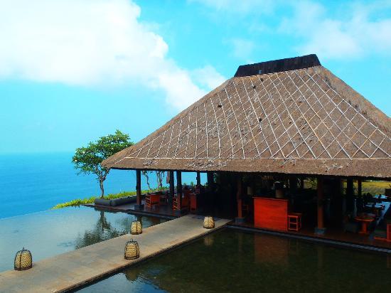Bulgari Resort Bali: Bar