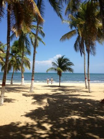 Hotel Venetur Margarita: playa del hotel
