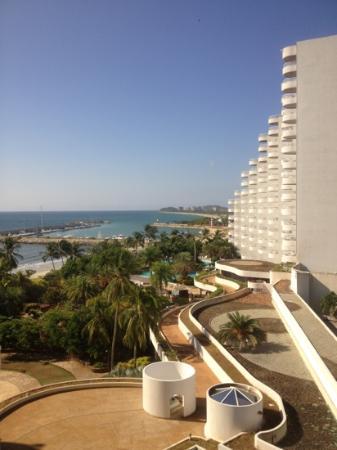 Hotel Venetur Margarita: vista del hotel